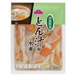 トップバリュ 国産 とん汁 1袋(約250g)