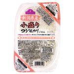 トップバリュ 小盛りごはん 新潟県産コシヒカリ ツインパック 150g×2パック