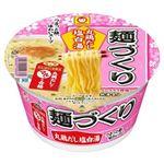 東洋水産 マルちゃん かんばれ受験生 麺づくり 塩白湯 84g