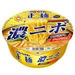 東洋水産 マルちゃん正麺カップ濃ニボ 125g