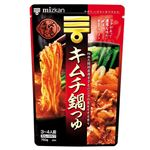 ミツカン 〆まで美味しいキムチ鍋つゆ 750g(3~4人前)