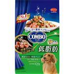 日本ペットフード コンボ ドッグ 低脂肪 角切りささみ・野菜ブレンド 820g(205g×4袋)