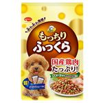 日本ペットフード ビタワン もっちりふっくらチキン・ビーフ・野菜入り 960g(80g×12袋)
