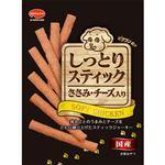 日本ペットフード ビタワン君のしっとりスティック ささみ・チーズ入り 100g