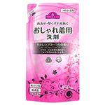 トップバリュ 色あせ・型くずれを防ぐおしゃれ着用 洗剤やさしいフローラルの香り つめかえ用 450ml