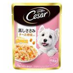 マースジャパン シーザー 成犬用 蒸しささみ チーズ・野菜入り 70g
