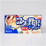 ハウス コクの贅沢シチュー クリーム 140g(8皿分(4皿分×2))