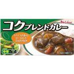 ハウス コクブレンドカレー中辛 140g(8皿分(4皿分×2))