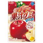 明治果汁グミふじりんご 47g