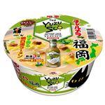 明星 チャルメラどんぶり 福岡ゆずすこ ゆず香る鶏白湯ラーメン 80g