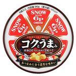 雪印メグミルク 6Pチーズ コクとうまみ 96g