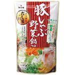 ヤマキ 豚しゃぶ野菜鍋つゆ 750g(3~4人前)