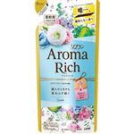 ライオン ソフラン アロマリッチ サラ アクアティックブーケアロマの香り つめかえ用 400ml