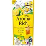 ライオン ソフラン アロマリッチ ベル ホワイトシトラスアロマの香り つめかえ用 400ml