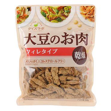 おうちでイオン イオンネットスーパー マルコメ ダイズラボ 大豆肉乾燥フィレ 90g
